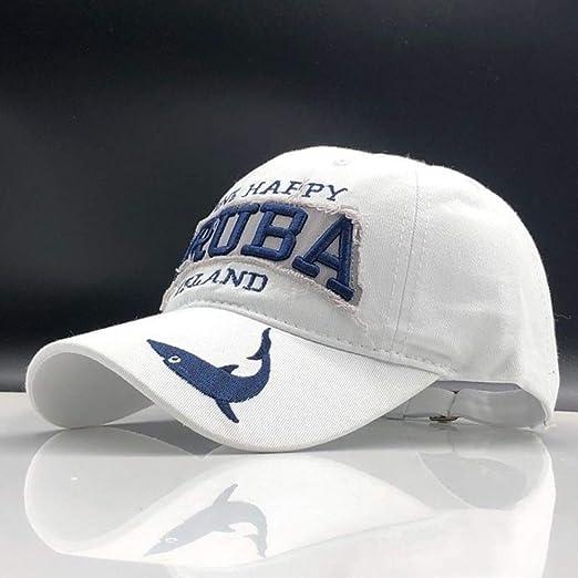 kyprx Sombreros para el Sol de Las Mujeres Gorra de béisbol Sun c ...