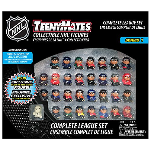 Nhl Mini Collectibles - 1