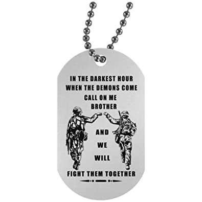 Image Unavailable Not Available For Color Birthday Gift Ideas Necklace Jewelry My Brother