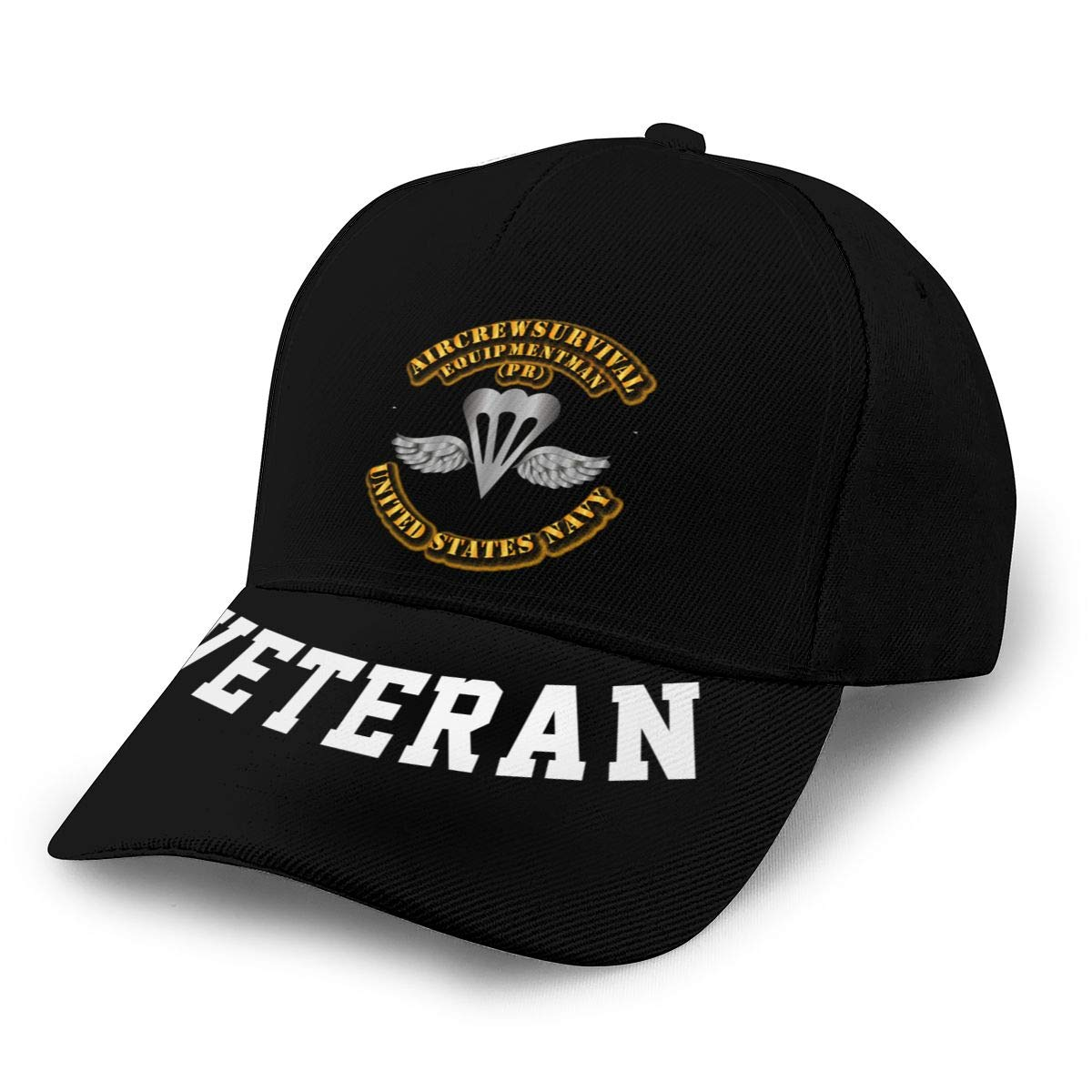 Navy Rate Aircrewsurvival Equipmentman Baseball Cap Dad Hat Unisex Classic Sports Hat Peaked Cap