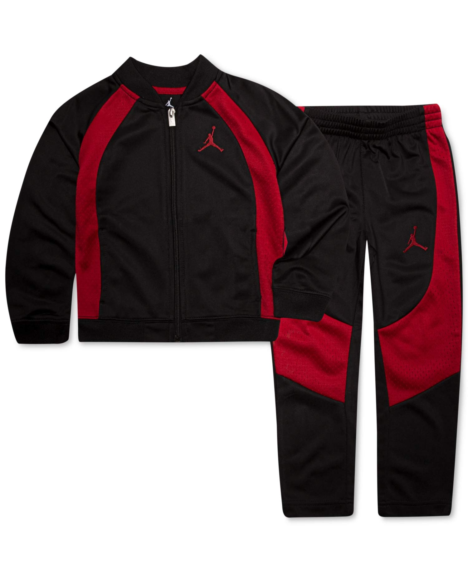 Nike Jordan Jumpman Boy Jacket Tracksuit Pants Outfit Set, Size 7 by Jordan