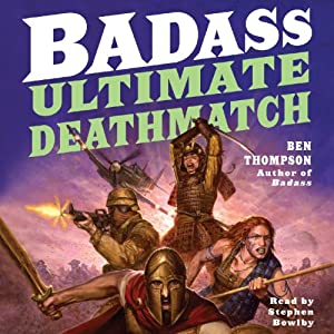 Badass: Ultimate Deathmatch Audiobook