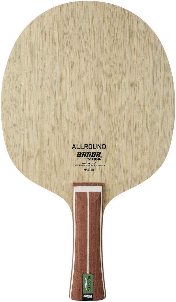 STIGA Pala de Ping Pong Banda by STIGA Allround, Classic