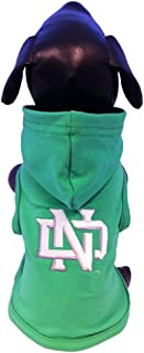 product image for NCAA North Dakota Fighting Sioux Collegiate Cotton Lycra Hooded Dog Shirt