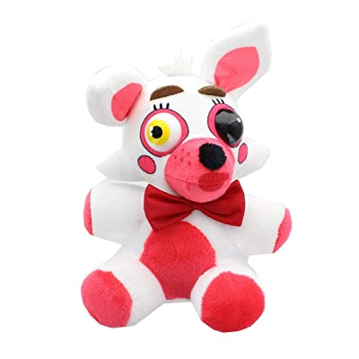 "Toynk Five Nights at Freddy's 6.5"" Plush: Mangle: Toys & Games"