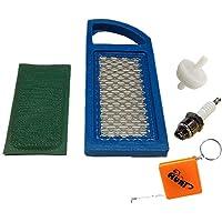 HURI Luchtfilter bougie benzinefilter voor OHV 10-13,5 HP 698413 69775 797007, 298090, Champion RJ19LM