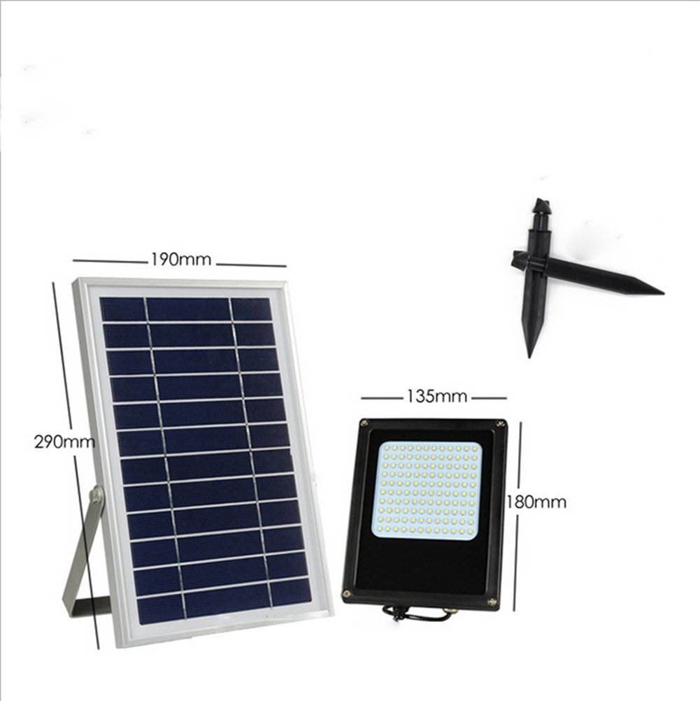 Solar 15W Ultra Bright Rural LED Street Lights Outdoor Security Floodlight Garden Home Induction Lights