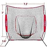 ZENY 7'×7' Baseball Softball Practice Net