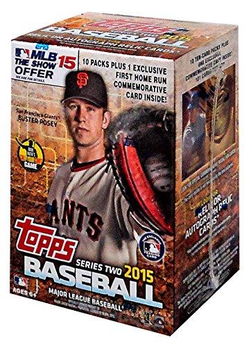 Topps Baseball Blaster Exclusive Medallion product image