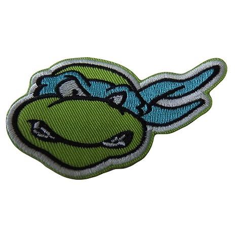 J&C Parche bordado con diseño de las Tortugas Ninja de ...