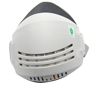 Yocome Anti-Dust respirador máscara de seguridad con correa ajustable para pintura en casa,