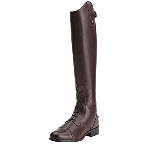 Campo Equitacion Ecuestre Ariat Zapatos Contorno Bota Mujer Heritage Axwq0qYHE
