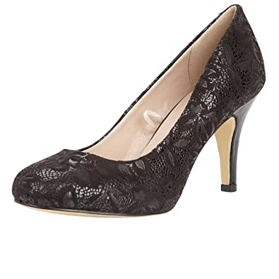 85121ad22b6e Lotus Women s Clancy Court Shoes 3 C (M) UK  5.5 B(M