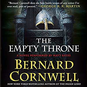 The Empty Throne Audiobook
