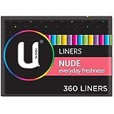 U by Kotex Nude Liners (Pack of 360)