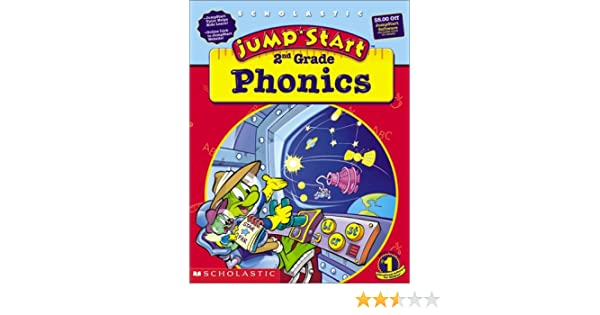 Amazon.com: JumpStart 2nd Grade Phonics Workbook (9780439176453 ...