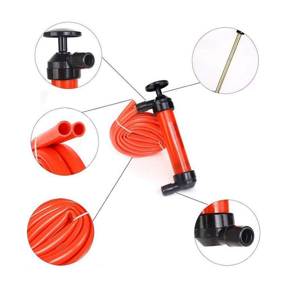 E Support tragbar manuelle Auto Siphon Pumpe Brenngas Rohr /Öl /Ölfl/üssigkeit /übertragen Handluftpumpen Wasser Benzin Gas fl/üssiges /Änderung