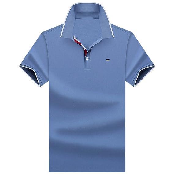 6deca68d9ee T-Shit 4 Colors Various Sizes Summer Pure Lava Mercerized Cotton Men s  Short Sleeve T