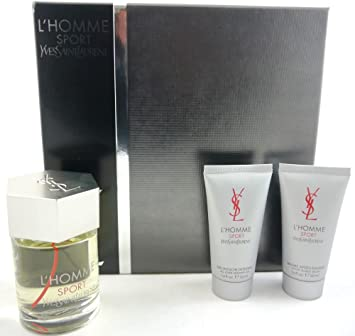 Yves Saint Laurent L Homme Sport Set de Toilette 100 ml