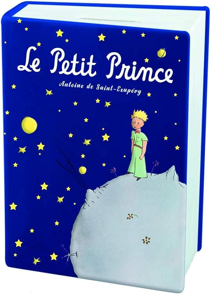 Il Piccolo Príncipe 525532 Caja de Dinero en Forma de Libro El Principito Noche Estrellada, Multicolor, talla única: Amazon.es: Hogar