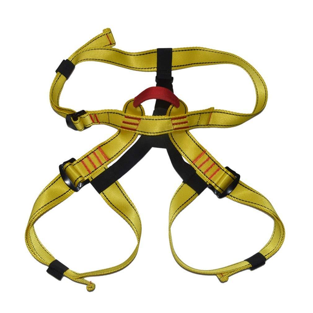 MU Seguridad Resistente al Desgaste Juego de Cuerdas para Escalada ...