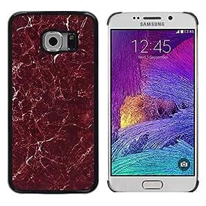 - Red Granite Rock Imitation - - Monedero pared Design Premium cuero del tir???¡¯???€????€????????????&rsq