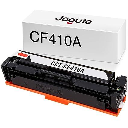 Jagute - Cartucho de tóner con Chip Compatible con HP CF217A 17A ...