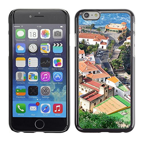"""Premio Sottile Slim Cassa Custodia Case Cover Shell // F00011946 Village Ville // Apple iPhone 6 6S 6G PLUS 5.5"""""""