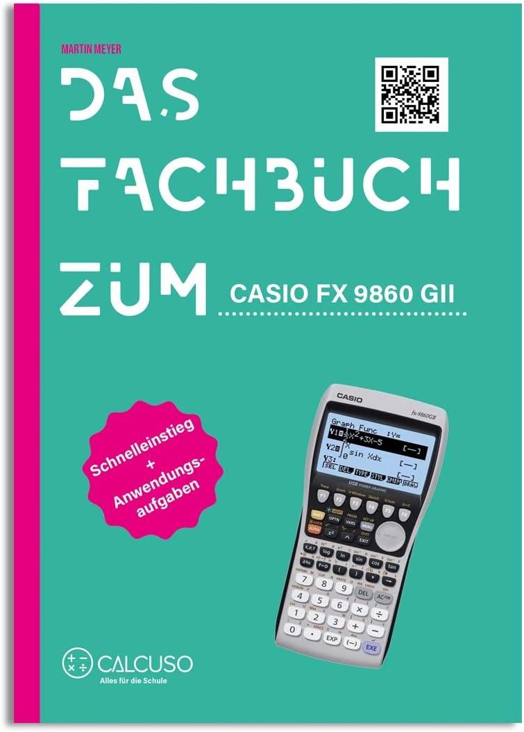 Fachbuch f/ür Casio FX 85 DE Plus