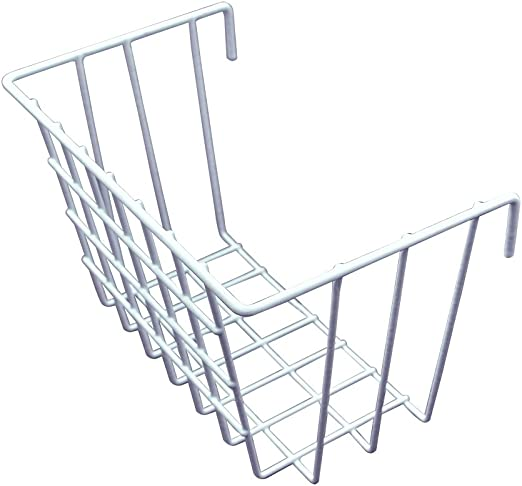 """Small Counter-Top Gridwall Mesh 12/"""" x 18/"""" Chrome Display Panel Accessory Stand"""