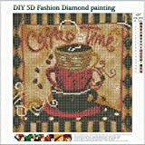Franterd DIY 5D Diamond Painting Kit - Happy Time