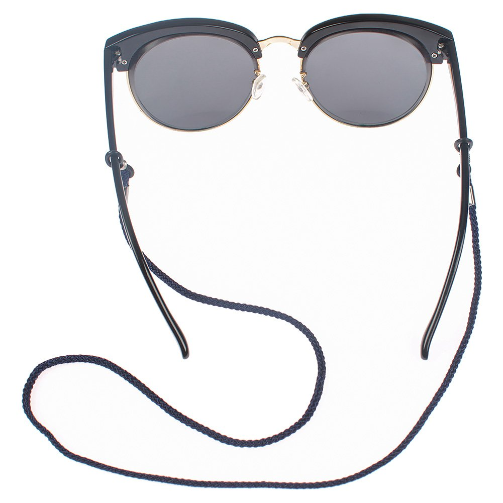 Brillen Cord Brillenkette Brillenhalter Hals Cord Strap Soleebee 12 St/ück Universal Einstellbare Multicolor Mode Brillen Halter kette Brillenband Sonnenbrille kette Hals Lanyard