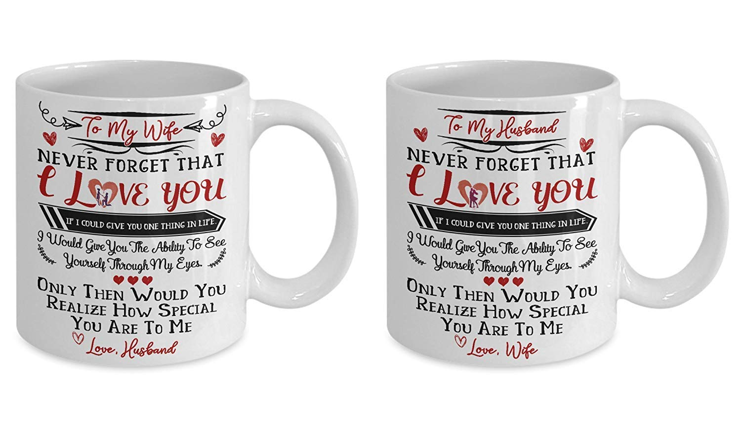Gift For Wife Husband Best Wedding Anniversary Great Birthday Idea Her Him