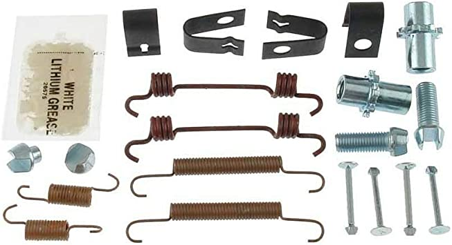 Disc Brake Caliper Bolt Kit Rear Carlson H5069