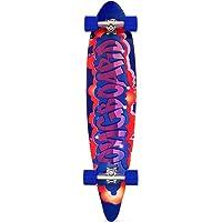 Deuba Atlantic Rift Longboard 112x 26 cm - 44Inch - ABEC 7 - Pintail Komplettboard Motivauswahl