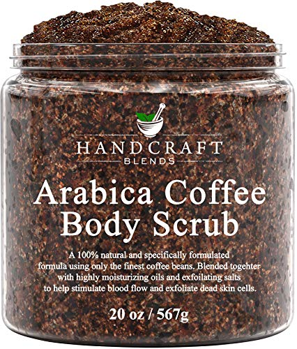 Handcraft Arabica Coffee Body Scrub product image