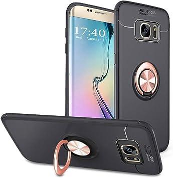 XCYYOO Funda Compatible con Samsung Galaxy S7 Edge,360 Grados ...