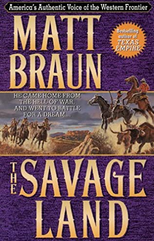 book cover of The Savage Land