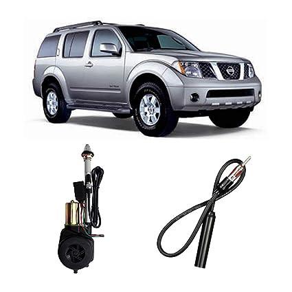 FidgetGear - Antena estéreo de Repuesto para Nissan Pathfinder 87 ...