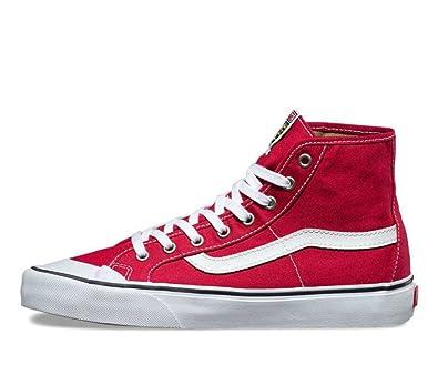0786a75d4749bb Vans Black Ball Hi SF B Crimson (4.0 us Men)