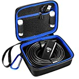 Endoscope Borescope Carrying Case by DACCKIT - fit for Depstech WiFi & USB endoscopes with Cable Less Than 10 Meter, Also Compatible with Other Brands: Goodan, Shekar, Pancellent, Fantronic