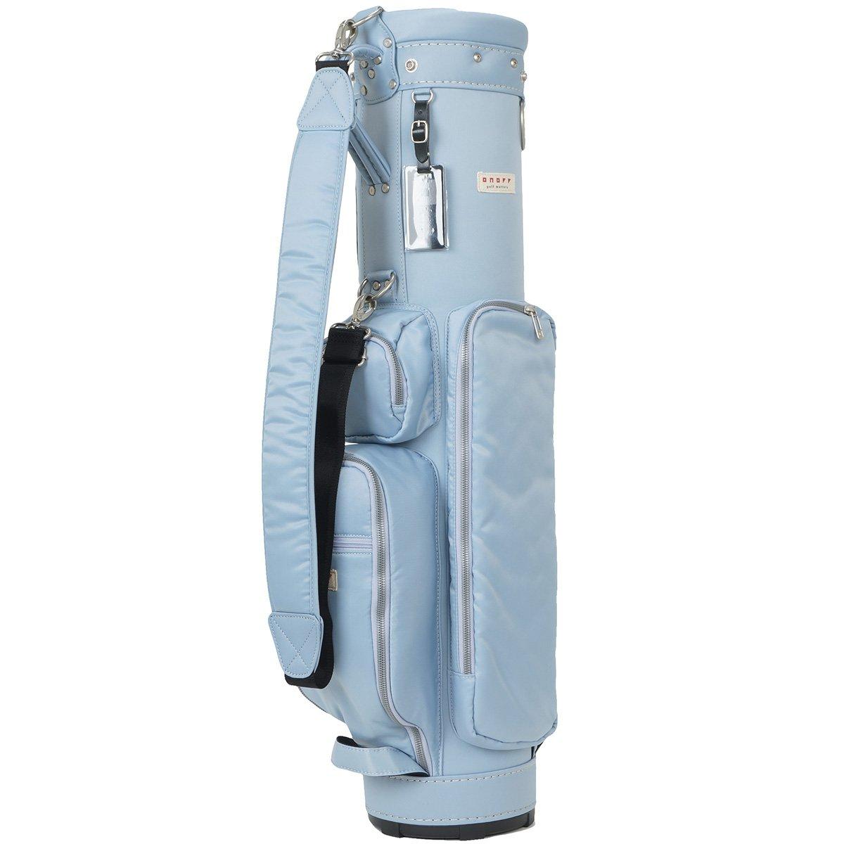 GLOBERIDE(グローブライド) キャディーバッグ ONOFF キャディーバッグ メンズ OB1417-24 SAX サックス   B01MUC5L9C