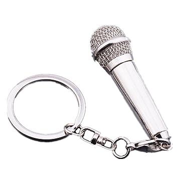 Carcasas Silvertone micrófono cantante Rapper amante de la ...