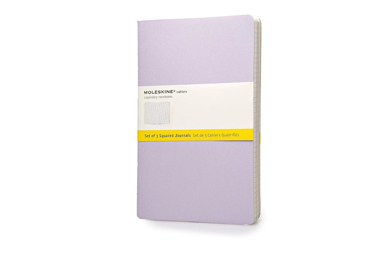 Moleskine Cahier Set 3 Quaderni a Righe Grande