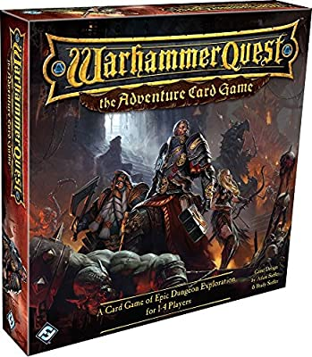 Warhammer Quest: The Adventure Card Game by Fantasy Flight Games