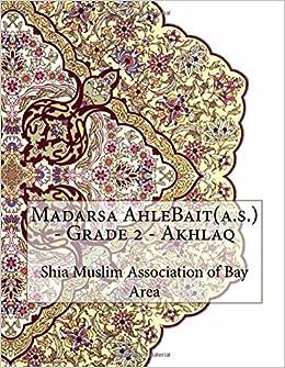 Book Madarsa AhleBait(a.s.) - Grade 2 - Akhlaq