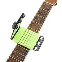 Ogquaton Limpiador de cuerdas de guitarra Herramienta de limpieza de diapasones de guitarra rápida Limpiador de diapasones Instrumento de cuerdas Mantener herramienta 1 piezas