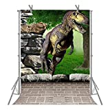FUERMOR 7X5FT Dinosaur Customized Photography Backdrops Studio Prop Photo Background A713