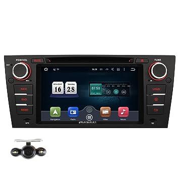 Pumpkin BMW M3 E90 E91 E92 E93 Single Din Car Radio Stereo With Built In