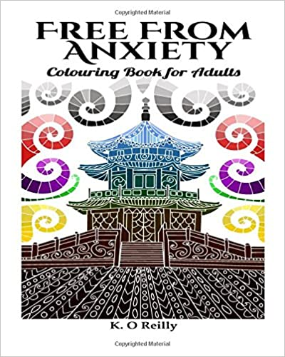 Free From Anxiety Book Cover
